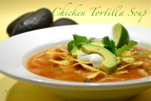 chicken tortilla soup 3
