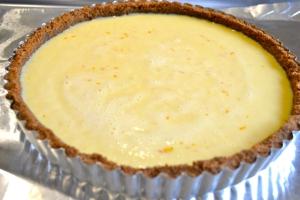 pre baked pie