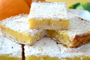 Meyer lemon bars 2