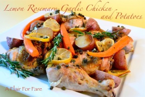 Rosemary Lemon Chicken1