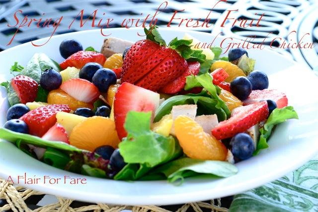 Image result for spring fruit mix