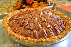 pecan pie whole