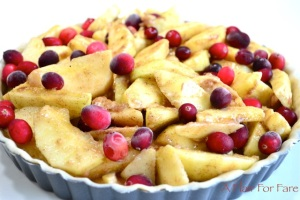 Cran-Apple Tart 1
