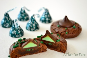Chocolate Mint Blossoms 2