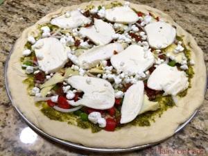 Wild Tomato Veggie Pizza 2