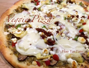 Wild Tomato Veggie Pizza