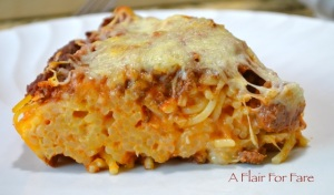 Spaghetti pie 2