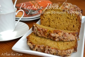 Pumpkin bread2