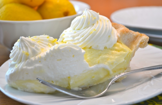 Lemon Cream Pie 2