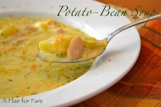Potato-Bean Soup