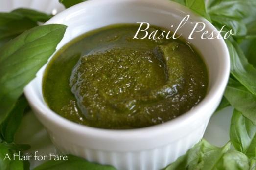 Basil Pesto 2