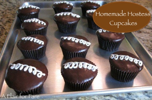 homemade-hostess-cupcakes