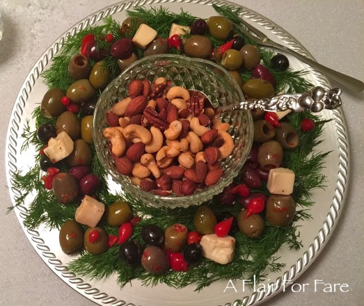 Olive-Cheese wreath2