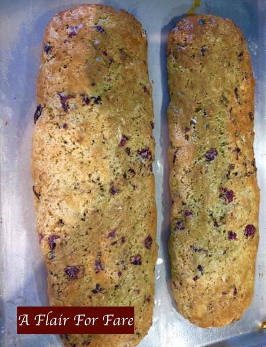 Cranberry-Pistachio Biscotti-2